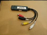 会声会影UV70 USB采集卡支持WIN7系统