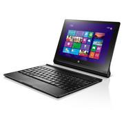 """【""""Z+""""认证 顺丰包邮】Lenovo 联想 YOGA 平板2  Windows版(1051F Z3745 10英吋2G/32GB/WIFI版/乌木黑)专属键盘"""