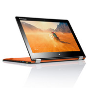 "【""Z+""认证 顺丰包邮】Lenovo 联想YOGA Yoga3 11-5Y10 4G 128G固态硬盘 *平板二合一笔记本(日光橙)"