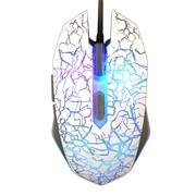 NOBEN牧马人款七彩LED霓虹灯超炫四档DPI变速人体工学设计游戏鼠标