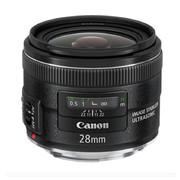佳能(Canon) 佳能单反镜头 广角定焦镜头 EF 28mm f/2.8 IS USM