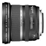 佳能(Canon) EF-S 10-22mm f/3.5-4.5 USM 广角镜头