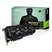 影驰 GeForce GTX 1060骨灰黑将 3G 192B 独立显卡