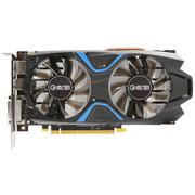 影驰 GeForce GTX 1060黑将3G独显 台式电脑独立游戏显卡