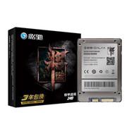影驰 铁甲战将(240GB)台式机固态硬盘高速笔记本电脑SSD非256G