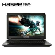 【顺丰包邮】神舟 战神G8-SL7S2 17.3英寸游戏笔记本电脑(I7-6700HQ