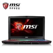 【顺丰包邮】msi微星GL72 6QF-404XCN 全芯升级 17.3英寸大屏游戏影音本i7-6700H DDR4代8G内存 1TB GTX960M-2G发烧级游戏独显