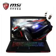 【顺丰包邮】msi微星 GT72 6QD-839XCN 17.3英寸劲爆游戏本 全新i7-6700HQ DDR4代8G内存 高速1TB GTX970M-3G发烧级独显