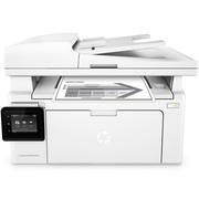 惠普(HP)MFP M132fw黑白激光打印复印扫描传真多功能一体机
