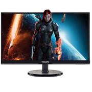 【行货保证】飞利浦 236V6QSB 23英寸IPS硬屏窄边框高清液晶电脑显示器 黑色
