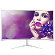 AOC C2708V 27英寸 曲面VA广视角电竞游戏HDMI全高清电脑液晶显示器
