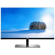 AOC LV243XID 23.8英寸窄边框AH-IPS广视角液晶显示器