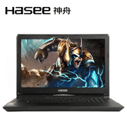 【顺丰包邮】神舟 战神Z7M-D2远行版  15.6英寸游戏本笔记本电脑(i7-6700HQ 8G 1T GTX965M 1080P)