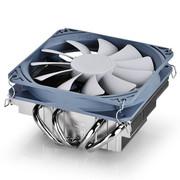 九州风神 加百利 CPU散热器(多平台/4热管/12CM智能温控/)