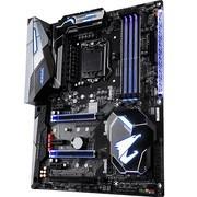 技嘉 Z370 AORUS Gaming 5电脑游戏主板 支持音波雷达吃鸡游戏主板 支持i7 8700K