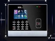 ZKTeco中控智慧考勤机打卡机M200plus 网络ID卡射频卡M200plus刷卡机感应 自动生成报表 网