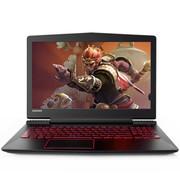联想(Lenovo)拯救者R720 15.6英寸游戏笔记本电脑(i7-7700HQ 8G 1T+256G SSD GTX1050Ti 2G IPS 黑)
