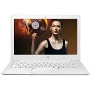华硕(ASUS)新品14英寸A441NA3450商务办公学生超轻薄便携笔记本电脑 珍珠白 256G原厂固态