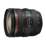 佳能(Canon) EF 24-70mm f/4L II USM 标准变焦镜头 红圈镜头
