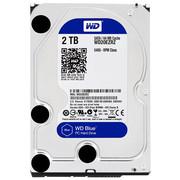 西部数据(WD)蓝盘 2TB SATA6Gb/s 64M 台式机硬盘