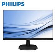 飞利浦 243V7QSB 23.8英寸IPS面板窄边框高清电脑液晶显示器