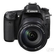 佳能80D (Canon)相机单反 (EF-S 18-200mm IS) 套机