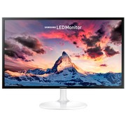 三星(SAMSUNG)S24F359F 23.5英寸PLS广视角轻薄侧面电脑显示器