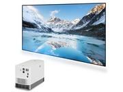 LG HF80LG 2019新款激光投影仪家用 小型 便携 1080P高清家用影院