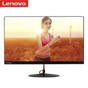 联想(ThinkVision)X1 P27h 27英寸液晶显示器4K高清悬臂摄像头纤薄窄边清悬臂摄像头
