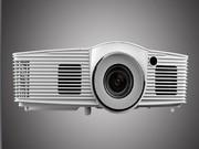 奥图码 HD39Darbee  投影仪 高清家用 3D投影仪 支持侧投 山东卓视投影批发 电话:17762002595 投影机批发 家用投影