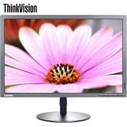 联想(ThinkVision)T2424p 旋转升降背光不闪IPS屏显示器 T2454p 24英寸16:10升降