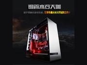 I7 6700K/GTX1080水冷超豪华发烧游戏主机电脑组装DIY兼容机 全机水冷散热系统  游戏 制图 服务器