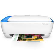 惠普HP3638无线彩色喷墨照片打印机家用作业相片多功能复印扫描一体机