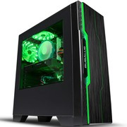 甲骨龙I5 7400/GTX1050TI 4G独显 DIY台式组装电脑游戏主机