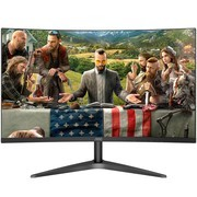 AOC 显示器27B1H 27英寸HDMI全高清 IPS不闪屏爱眼电脑显示屏超薄微框电竞吃鸡显示器