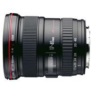 【限时抢购】佳能(Canon) EF 17-40mm f/4L USM  广角变焦镜头 红圈