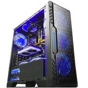 甲骨龙八代 i3 8100/GTX1030/高速固态 DIY台式电脑主机 游戏主机 吃鸡主机商务办公电脑整机
