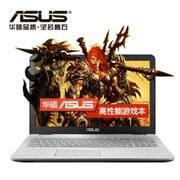 【顺丰包邮】华硕N551ZU7600 15.6英寸游戏影音本  强劲四核FX-7600P 8G 1TB R9 280X-4G独显 背光键盘 高清屏