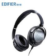 Edifier/漫步者 H850电脑手机通用降噪耳机头戴式 HIFI音乐重低音