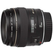 佳能(Canon) EF 85mm f/1.8 USM 远摄定焦镜头