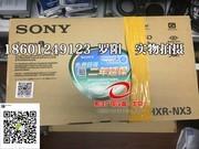 索尼 HXR-NX3 nx3 婚庆高清摄像机 索尼NX5R NX100 北京渠道实体店现货 18601249123 罗阳