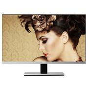 【行货保证】AOC I2267Fw21.5英寸宽屏LED背光IPS广视角液晶显示器(黑/银色)