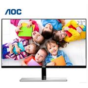AOC I2379VHE 23英寸AH-IPS广视角窄边框爱眼不闪屏显示器