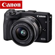 【canon授权专卖 】佳能 EOS M3套机(18-55mm)更多镜头请选套装