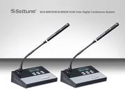 会议系统 浩田 SCS-690CR/DR RJ45表决会议系统话筒单元