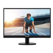 【行货保证】飞利浦 203V5LSB26/93  19.5英寸 LED背光宽屏 电脑显示器 显示器
