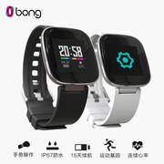 bong X2 智能手表智能运动手环心率游泳睡眠计步全手势手环