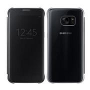 三星(SAMSUNG)S7 手机壳/镜面智能休眠保护套/手机套