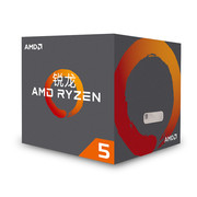 AMD 锐龙新品R5  2600X 6核12线程新款处理器 R5 2600X