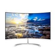 大水牛 BUBALUS Q3000 23.8英寸LED背光宽屏液晶 曲面电脑显示器